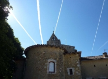 Notre Dame de Lorette - La chapelle vue de l'extérieur